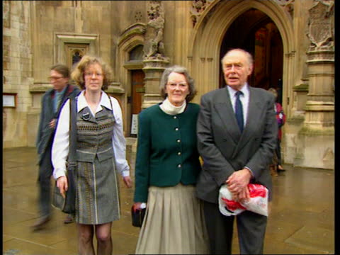 lockerbie families appeal itn 