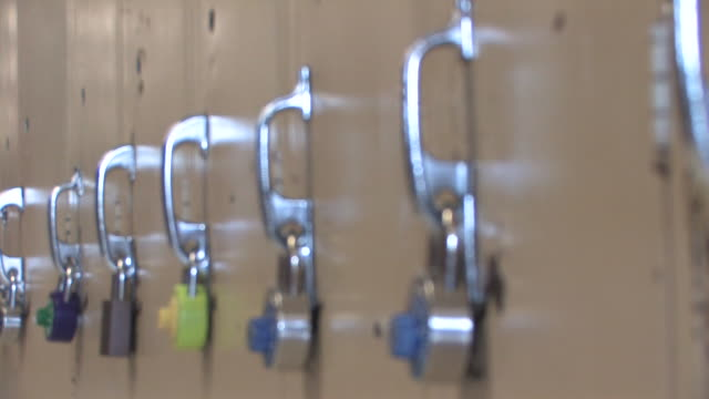 locks 4 - locker stock videos and b-roll footage