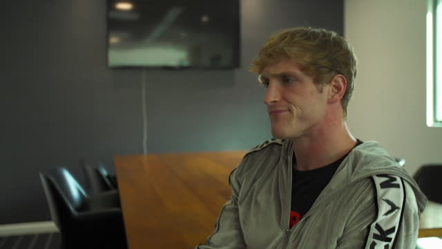 Logan Paul saying he doesn't see his boxing match with fellow YouTuber KSI as 'redemption' for him posting a video of a suicide victim in Japan