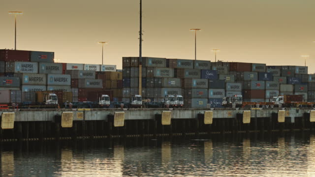 Logistics at the Port of LA