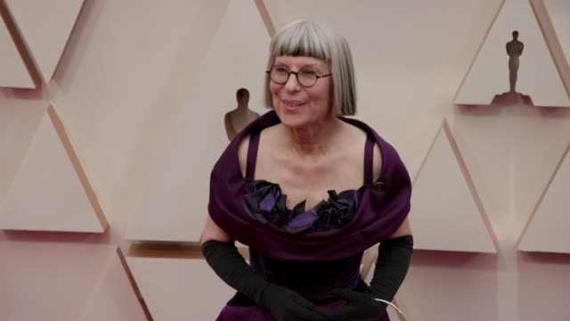 lois burwell at the 92nd annual academy awards at dolby theatre on february 09, 2020 in hollywood, california. - academy awards stock videos & royalty-free footage