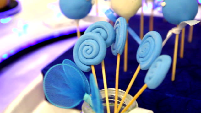 lollipops - cellophane stock videos and b-roll footage
