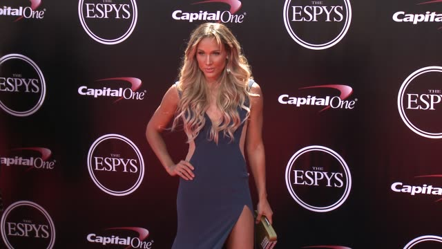 Lolo Jone at the 2016 ESPY Awards at Microsoft Theater on July 13 2016 in Los Angeles California