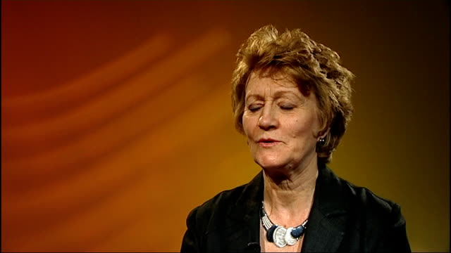 london 2012 olympic games: lord coe disappointed over olympics ticket fraud; central london: baroness dee doocey mla interview sot - ioc needs to get... - 男爵夫人点の映像素材/bロール