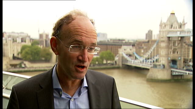 Mayor of Rio de Janeiro visits London Olympic site ENGLAND London City Hall EXT Neale Coleman interview SOT Rio is fantastic city / we want London to...