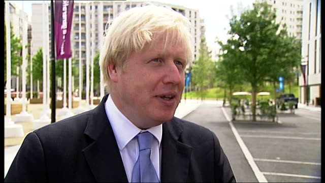more soldiers drafted in as security contractor fails to recruit enough staff ext boris johnson interview sot adds to the tone of the occasion - viraggio video stock e b–roll