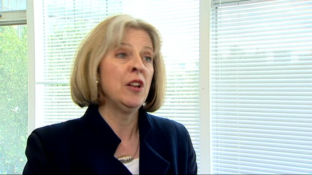 security troops put on standby for security duties theresa may interview sot what i'm saying to you and i'll say it again is that when police forces... - g force stock videos & royalty-free footage