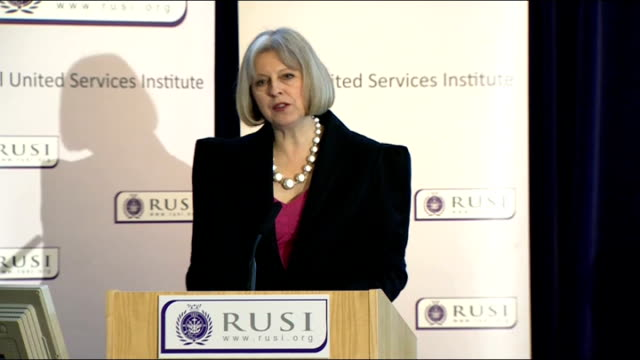 theresa may speech at rusi may speech sot the terrorist threat has developed and evolved over the past few years that is why our security plans... - olympic torch stock videos & royalty-free footage