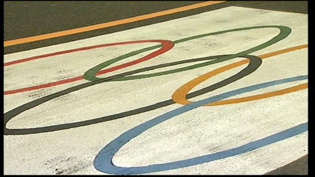 vídeos de stock e filmes b-roll de london 2012 olympic games: transport commissioner examines beijing transport system; london 2012 olympic games: transport commissioner examines... - vista geral