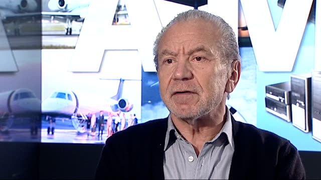 West Ham United win race for stadium INT Lord Sugar interview SOT on former stadiums becoming white elephants