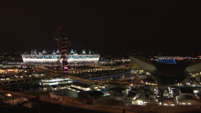 vidéos et rushes de opening ceremony on july 27, 2012 in london, england - cérémonie