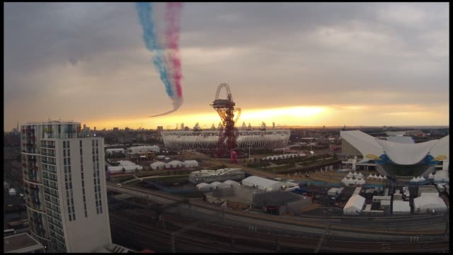opening ceremony on july 27, 2012 in london, england - opening ceremony stock videos & royalty-free footage