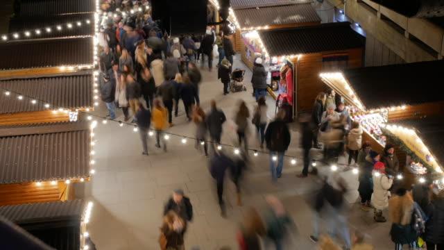 Londen en attracties rond Londen - kerstmarkt