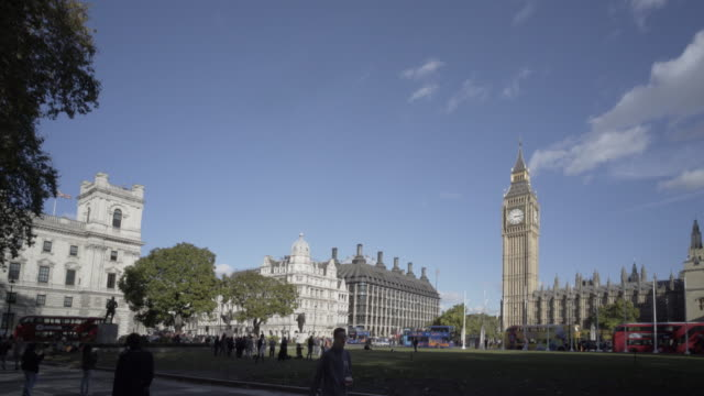 London and The Houses of Parliament