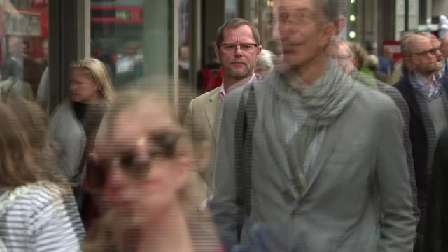 london assembly urges nhs to provide better services for deaf patients england london lapse footage of merfyn williams standing in middle of street... - hearing impairment stock videos & royalty-free footage