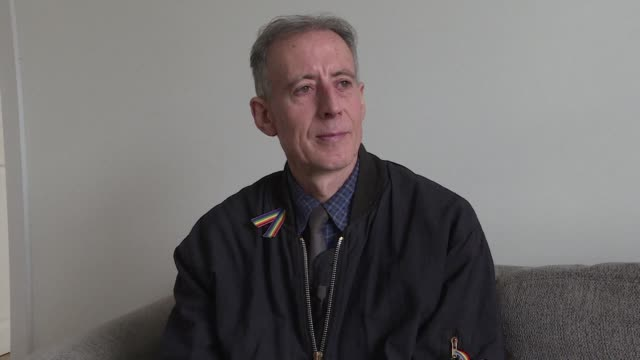 london based lgbt campaigner peter tatchell does not believe it's fair to single out south african athlete caster semenya because of her intersex... - caster semenya stock videos & royalty-free footage