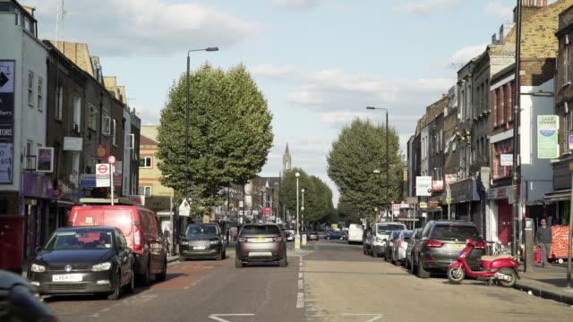 London Bethnal Green Road