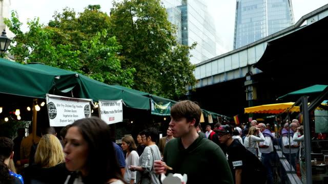 TU London Borough Outdoor Market (4K/UHD to HD)