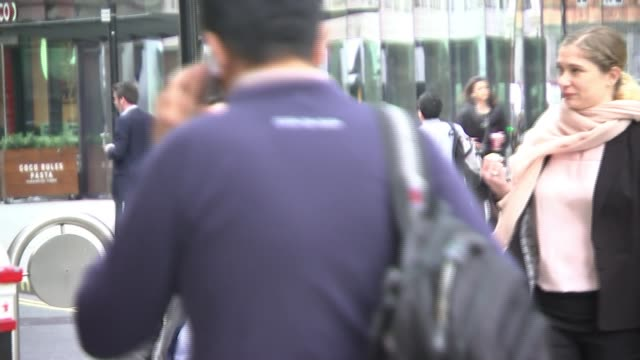Stabbing survivor Geoffrey Ho describes attackers approach ENGLAND London The Old Bailey EXT Geoffrey Ho arriving at inquest