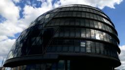 London City Hall Time Lapse