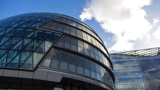 London City Hall - Timelapse