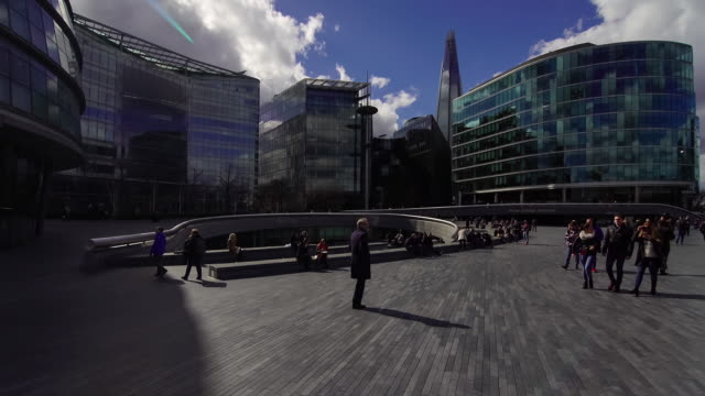 london city life - paving stone stock videos & royalty-free footage