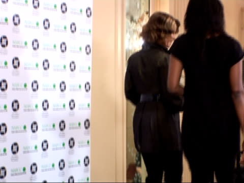 london critics' circle film awards: red carpet arrivals and interviews; julie christie posing with british actress of the year award/ julie christie... - film award type stock videos & royalty-free footage