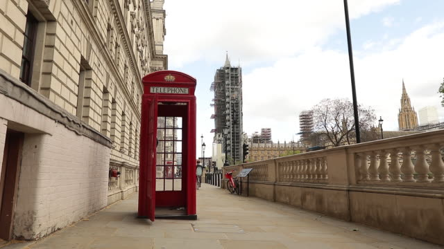 london eases lockdown with back to work plan, london, uk, on monday, may 11, 2020. - booth stock videos & royalty-free footage