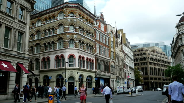 tu london eastcheap and 20 fenchurch street (4k/uhd to hd) - townhouse stock videos & royalty-free footage