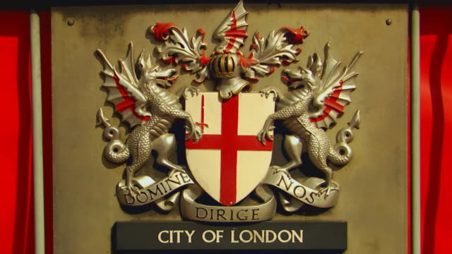 London, EnglandCity of London's Police crest