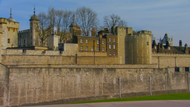 london, englandtower of london - tower of london stock videos & royalty-free footage