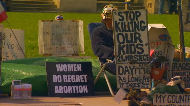 London, EnglandWomen do regret abortion sign