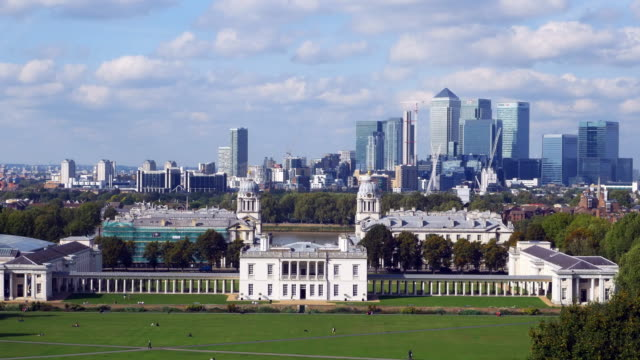 London Greenwich And Canary Wharf