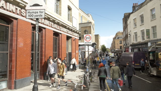 London Hanbury Street