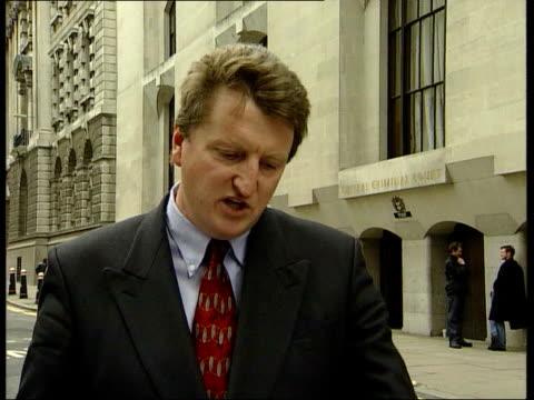 london high court i/c - kenneth noye stock videos & royalty-free footage