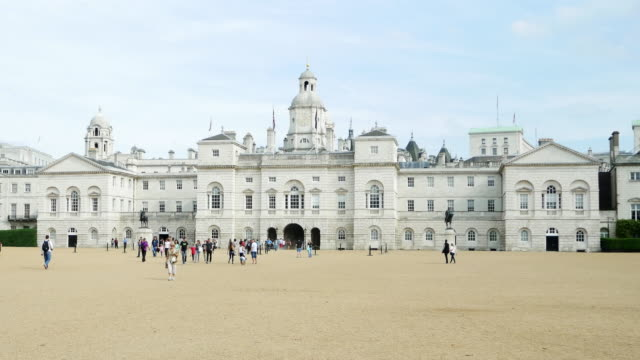 London Horse Guards Building And Parade Ground