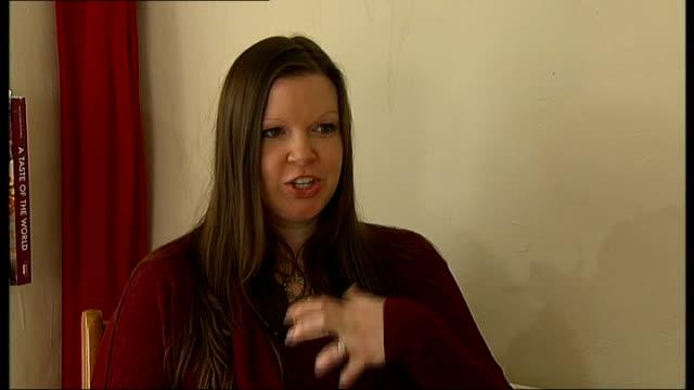london hospital trials natal hypnotherapy london lauran kerrheraly interview sot - 催眠状態点の映像素材/bロール