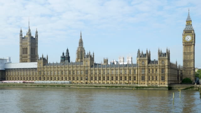 london houses of parliament - houses of parliament london stock videos & royalty-free footage