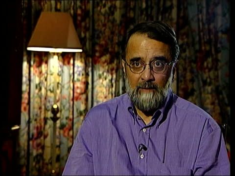 London Ahmed Rashid interviewed SOT Enormous residue of proTaliban support in Pakistan not going to be eliminated by fear
