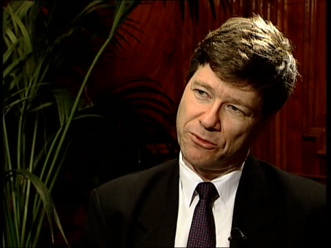 London INT Professor Jeffrey Sachs interviewed SOT This is the worst outcome imaginable almost a complete meltdown of the financial system and now...