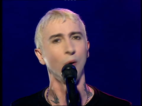 london int soft cell performing monoculture - monoculture stock videos & royalty-free footage