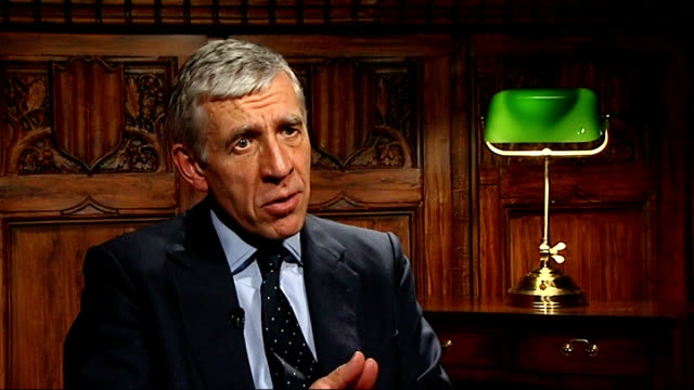 jack straw mp interview sot david brown interview sot - jack straw stock videos and b-roll footage
