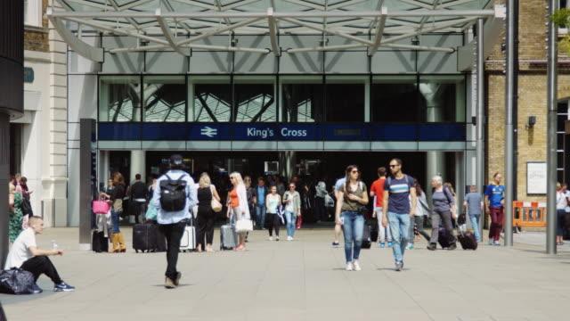 London King's Cross Entrance