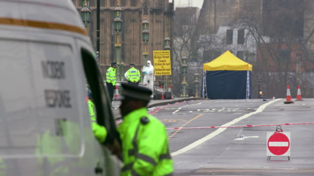 london march 2017 thursday - terrorism bildbanksvideor och videomaterial från bakom kulisserna