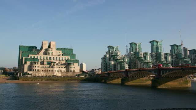 london march friday - mi6 stock-videos und b-roll-filmmaterial