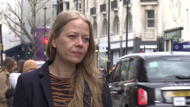 london mayoral elections: sian berry interview; england: london: ext sian berry interview sot - re 2021 london mayoral elections campaign - re green... - politics video stock e b–roll