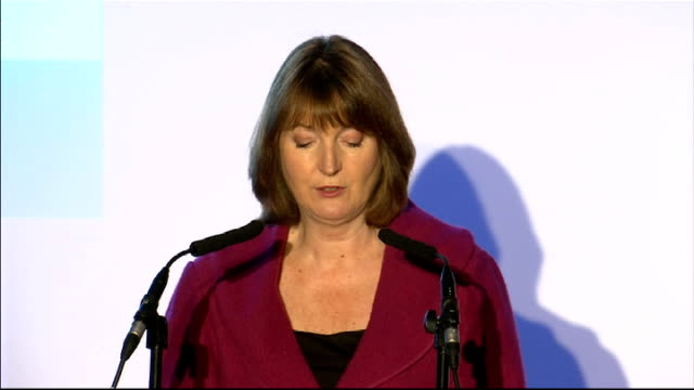 Livingstone wins Labour candidacy announcement ENGLAND London South Bank INT Harriet Harman [Acting Labour Leader] SOT Result of the selection ballot...