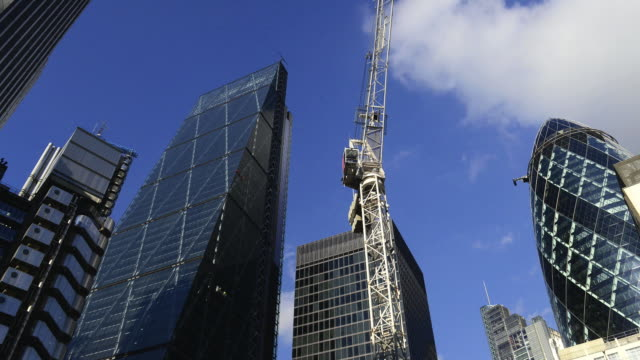 london office towers. - tower stock videos & royalty-free footage