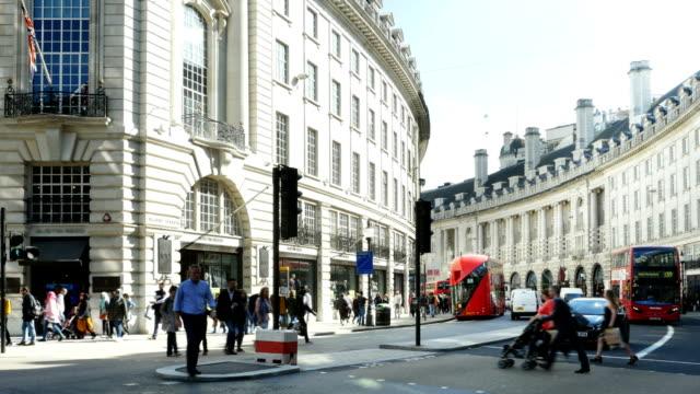 T/L Londen Regent Street Scene