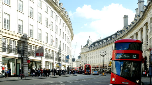 London Regent Street South End (4K/UHD to HD)